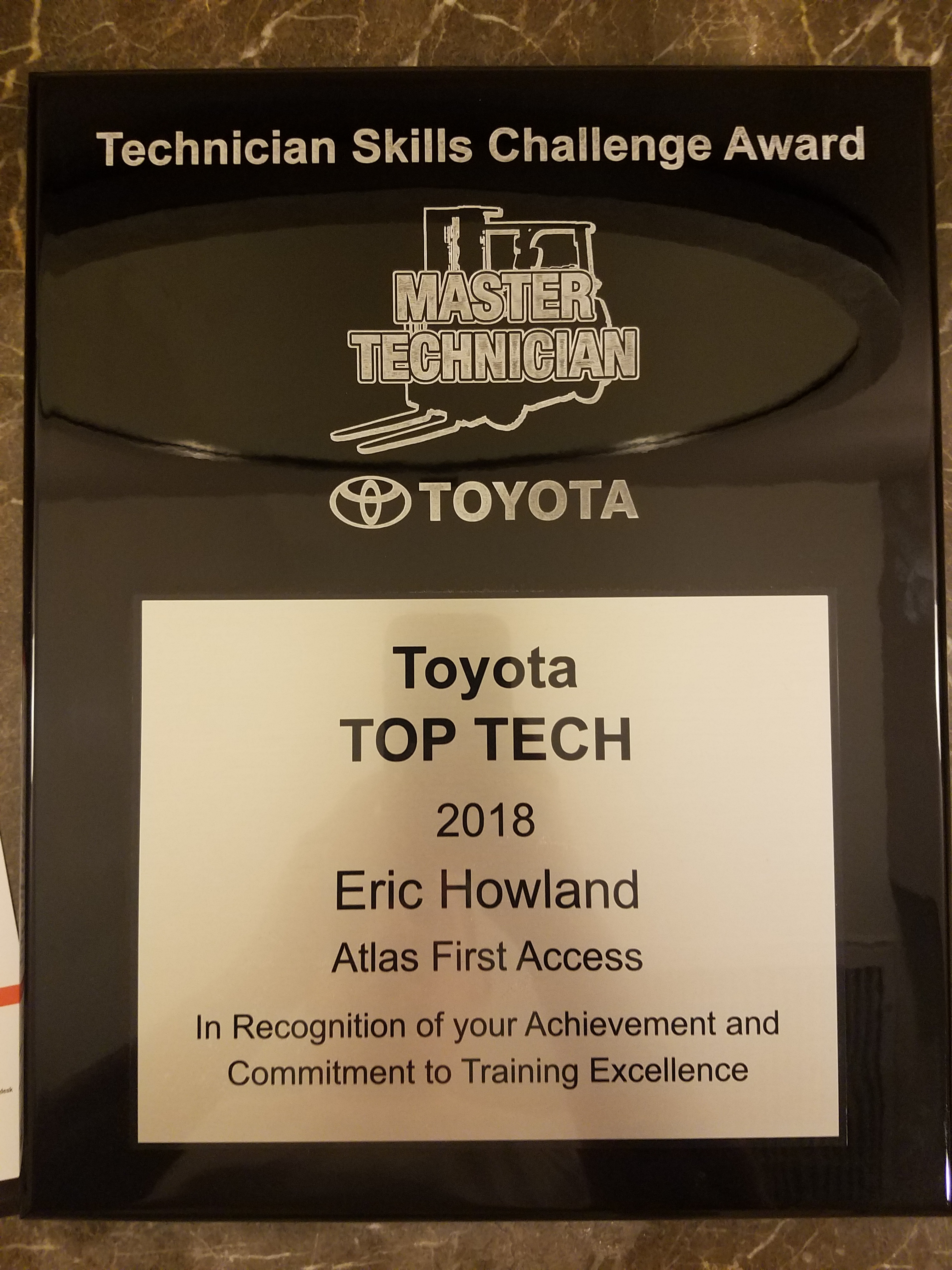 Atlas Toyota Material Handling Press Releases | Chicago