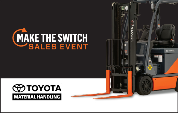 Make the Switch Sales Event | Atlas Toyota